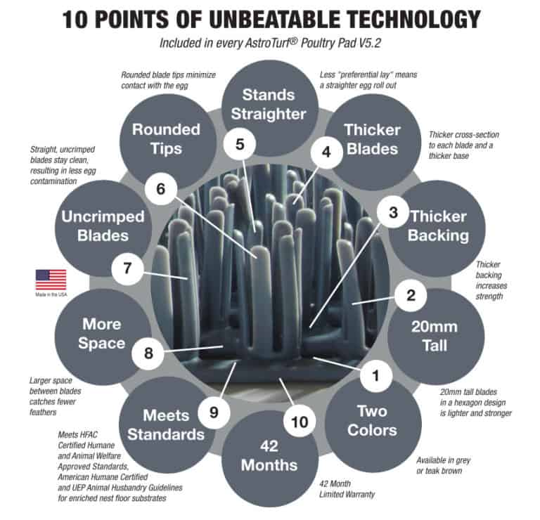 NXT 10 Points of Technology